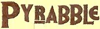 Pyrabble Logo